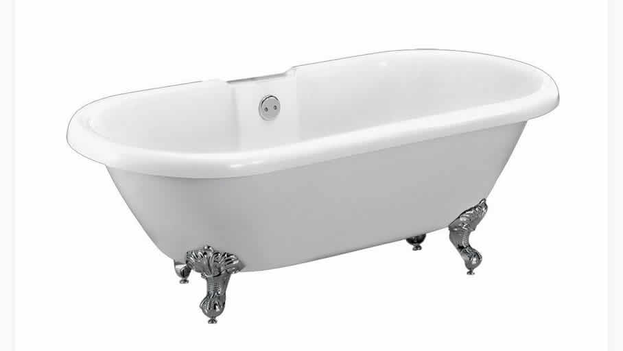 Freestanding Baths   Traditional Dual
