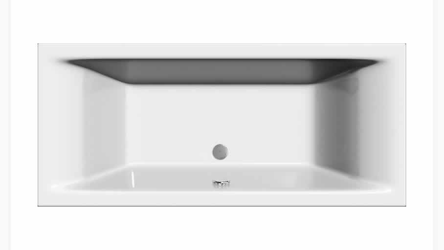 XS Baths   Trim Double Ended