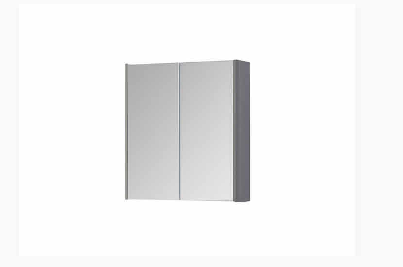 Dante 600mm Mirror Grey