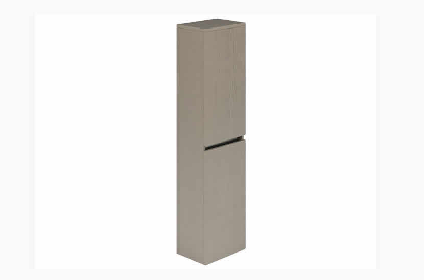 Kensington Tall Boy Stone Grey Ash