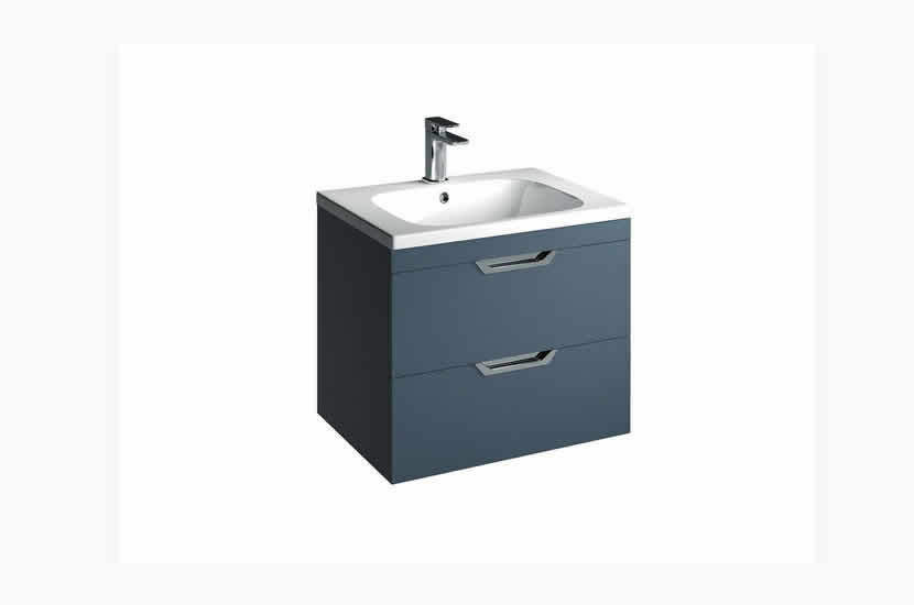 Madison 600mm 2 Door Orca Basin Sapphire