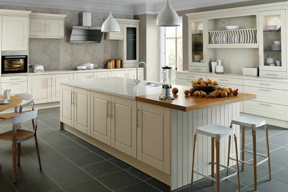 Bella Alabaster Surrey Kitchen