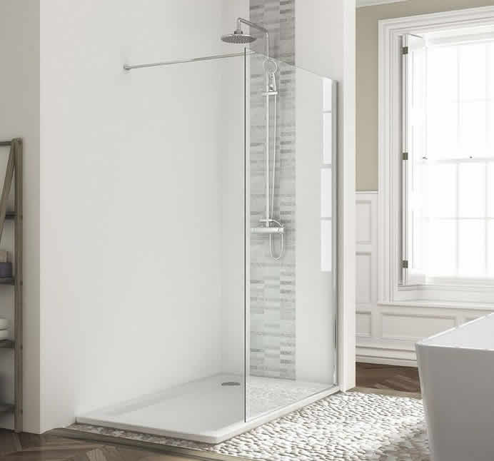 WR8 Wetroom Panel